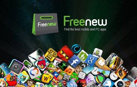 FreeNew App Store插件截图