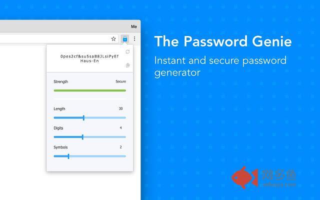 The Password Genie