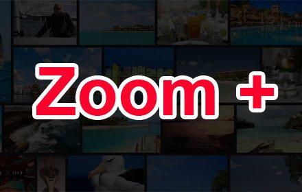 Zoom +插件截图