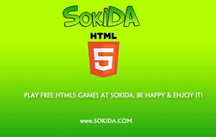 SokiDA - Play Free HTML5 Games插件截图