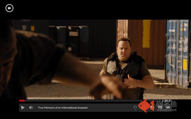 Netflix Quick Rewind