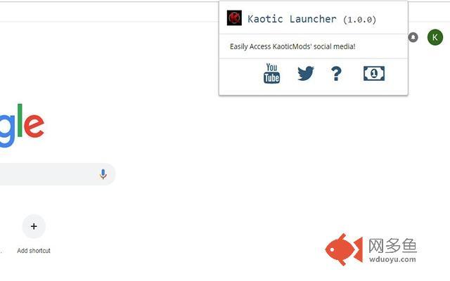 Kaotic Launcher