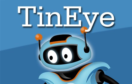 TinEye Reverse Image Search (old version)插件截图