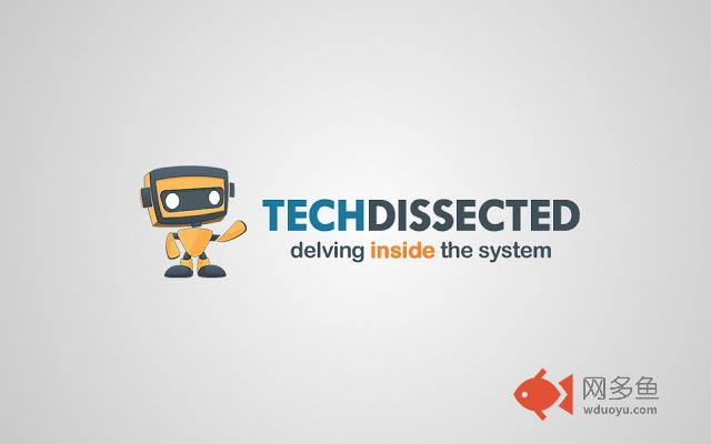 TechDissected.com插件截图