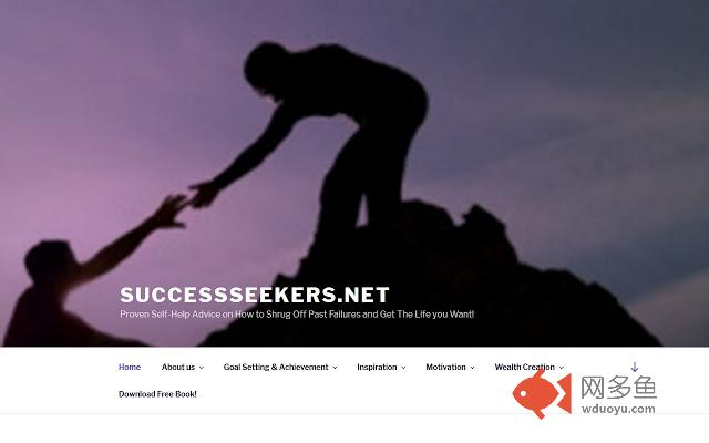 Proven Self Help Advice by Success Seekers