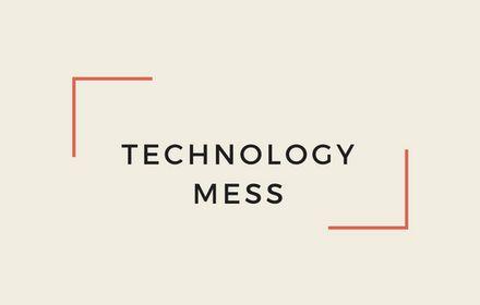 Technology Mess插件截图