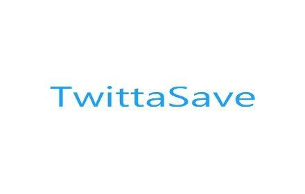 TwittaSave插件截图