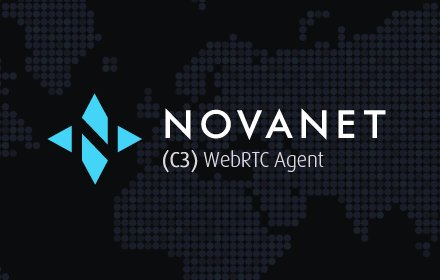 Novanet C3 WebRTC Agent插件截图