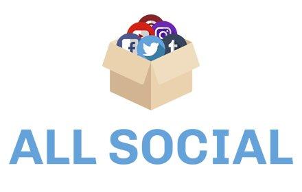 All Social New Tab插件截图