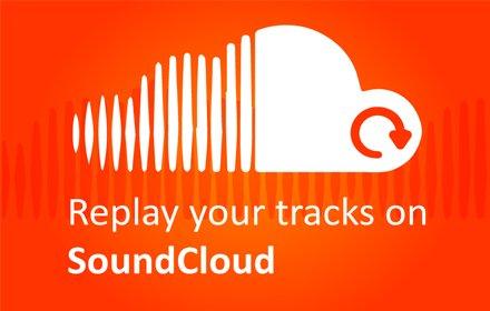 Sound Cloud Replay Button插件截图