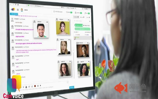 CamVoice - Video Chat