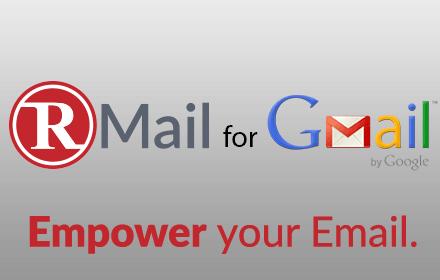 RPost for Gmail插件截图