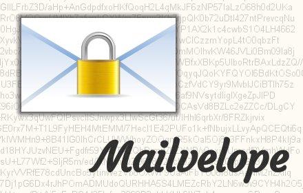 Mailvelope插件截图