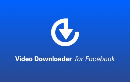 Video Downloader for Facebook插件截图