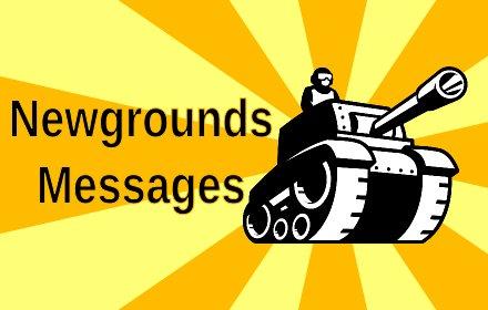 Newground Messages插件截图
