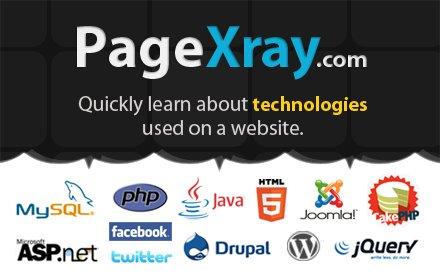 PageXray插件截图