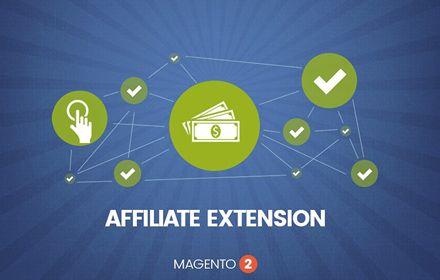 Magento Affiliate Extension - Refer a Friend插件截图