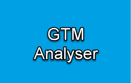 GTM Analyzer插件截图