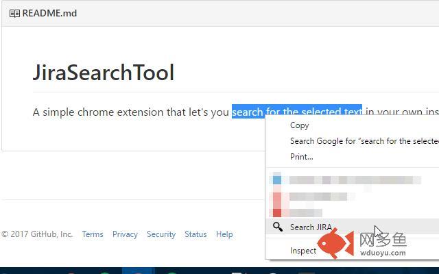 Jira Link and Search插件截图