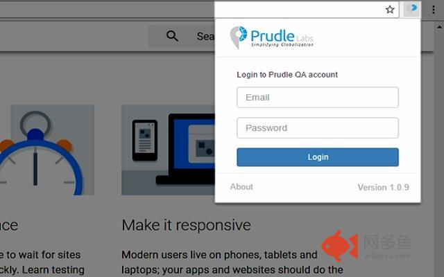 Prudle QA插件截图