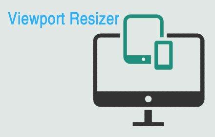Viewport Resizer插件截图