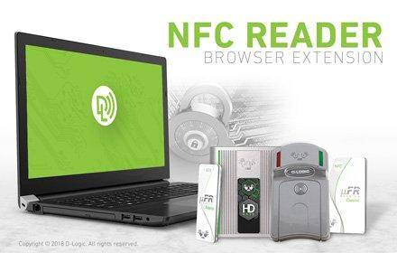 NFC Reader - Browser Extension插件截图