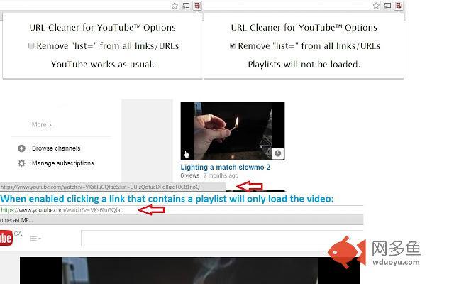 URL Cleaner