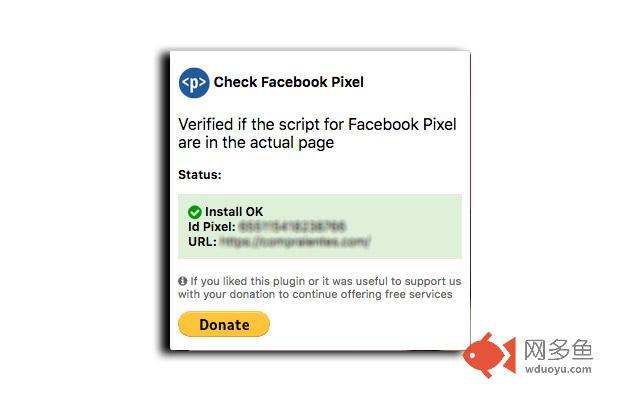 Check Facebook Pixel