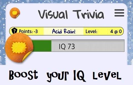 Visual Trivia - IQ Boost插件截图