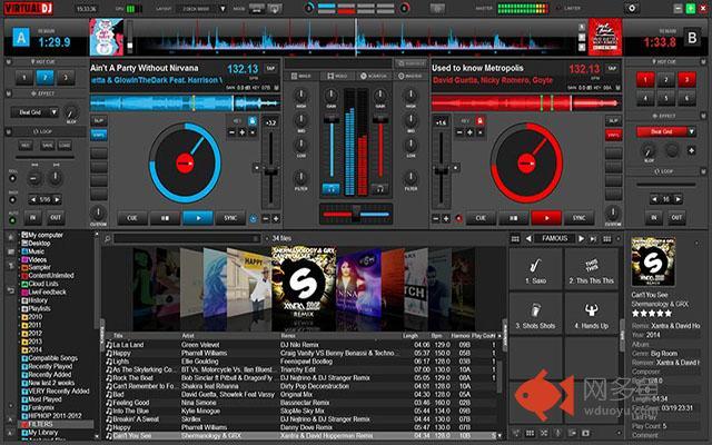 DJ Software - Virtual DJ