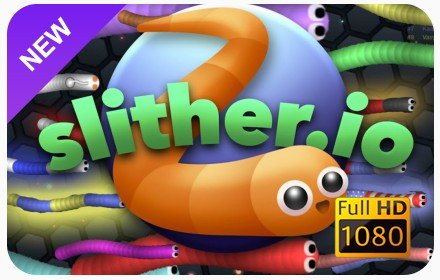 Slither.io New Tab & Wallpapers Collection插件截图