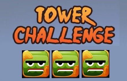 Tower Challenge插件截图