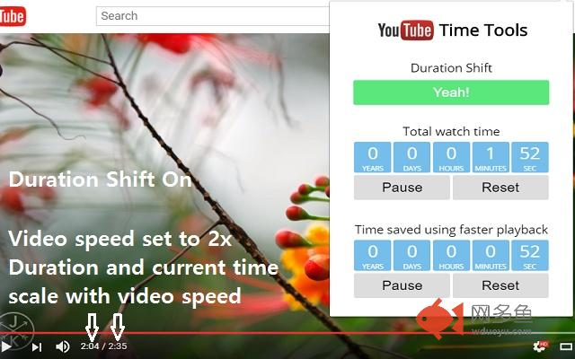 YouTube Time Tools