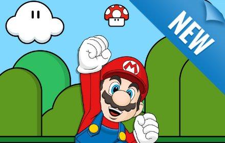 Super Mario插件截图