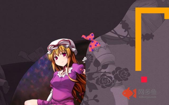 Snake Game Anime Girls in popup插件截图