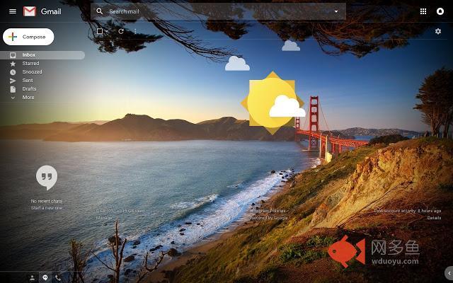 Gmail Sunshine插件截图
