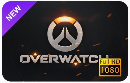 Overwatch New Tab & Wallpapers Collection插件截图