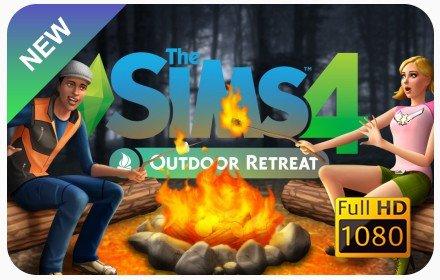 The Sims Free Play New Tab插件截图