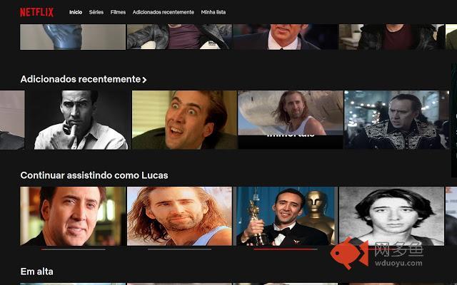 Nicolas Cage Replacer插件截图