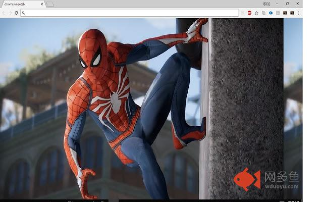 Spiderman PS4 Theme