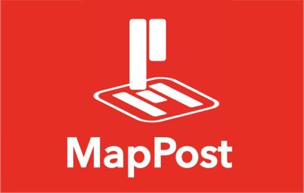 MapPost插件截图