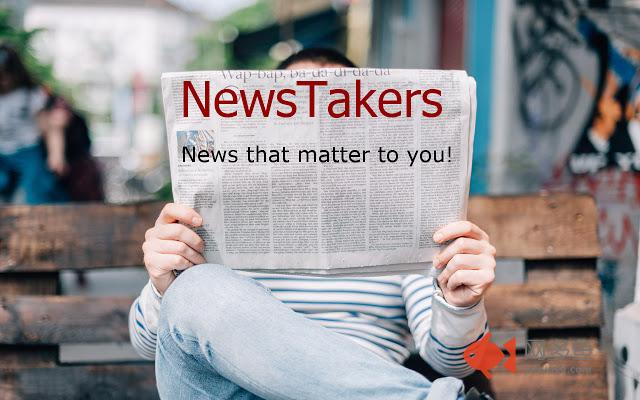 News Takers Newtab插件截图