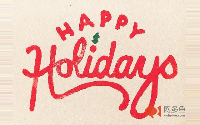 Holidays in USA插件截图