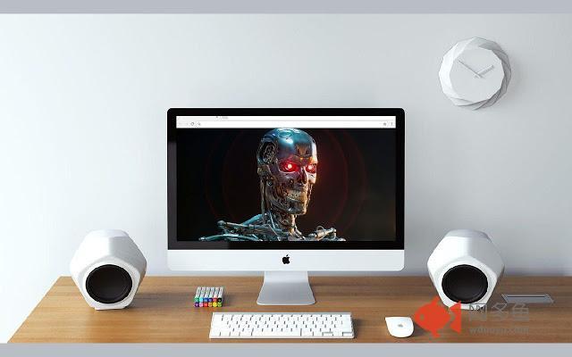 The Terminator HD New Tab