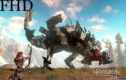 Horizon: Zero Dawn HD Wallpapers New Tab.插件截图