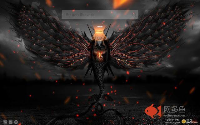 Demon Tab Themes HD
