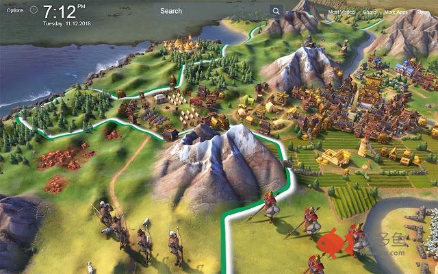 Sid Meiers Civilization Wallpapers New Tab