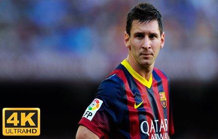 Lionel Messi Wallpaper Hd New Tab Themes插件截图