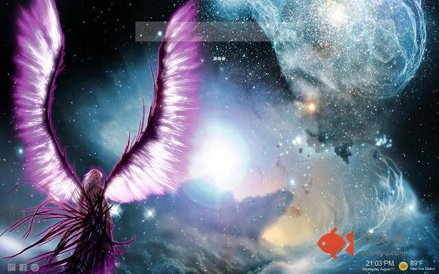 Fairy Angel Tab
