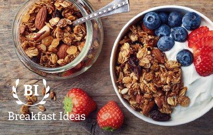 Breakfast Ideas HD Wallpaper New Tab Theme插件截图